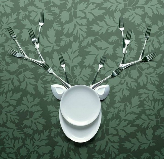Креативная посуда фотографа Jean-Francois De Witte 6 (700x678, 99Kb)