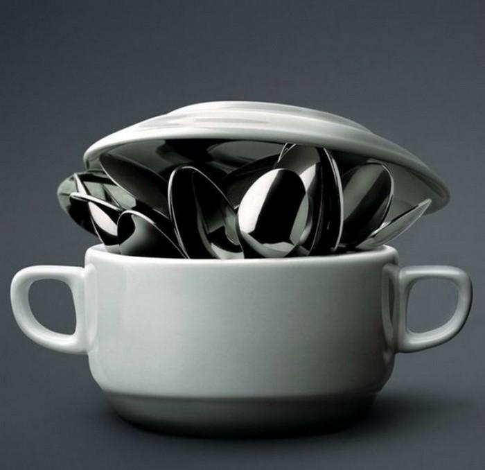 Креативная посуда фотографа Jean-Francois De Witte 8 (700x678, 52Kb)