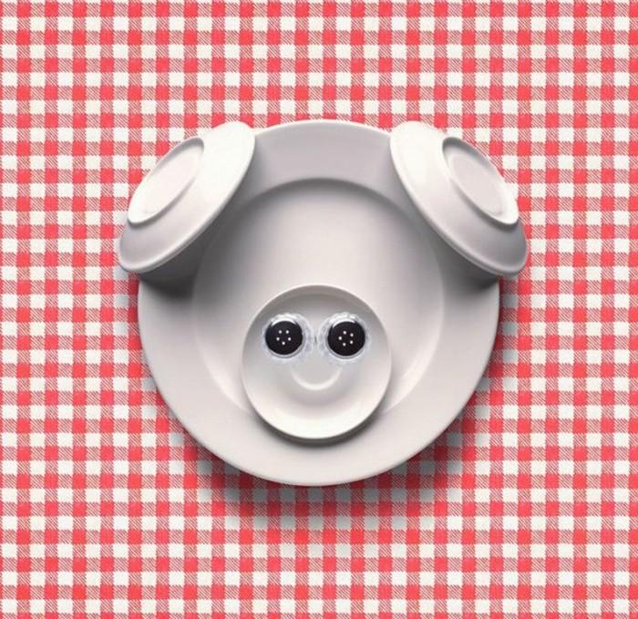 Креативная посуда фотографа Jean-Francois De Witte 10 (700x679, 167Kb)