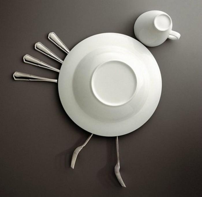 Креативная посуда фотографа Jean-Francois De Witte 12 (700x681, 52Kb)