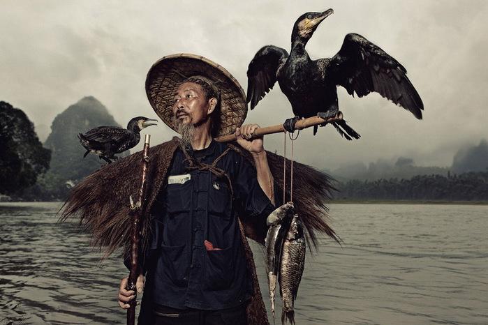 китайская рыбалка с бакланами 1 (700x466, 116Kb)
