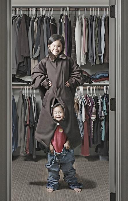 смешные дети фото (444x700, 125Kb)
