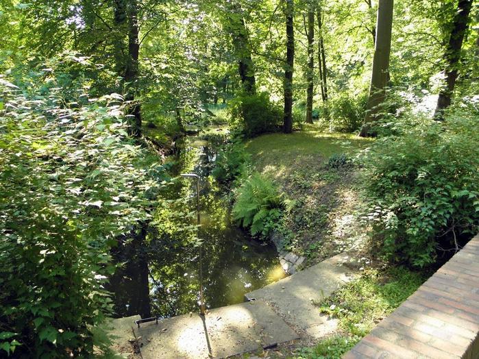 Парк и замок Браниц 39258