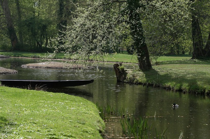 Парк и замок Браниц 42043