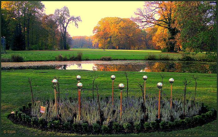 Парк и замок Браниц 88417