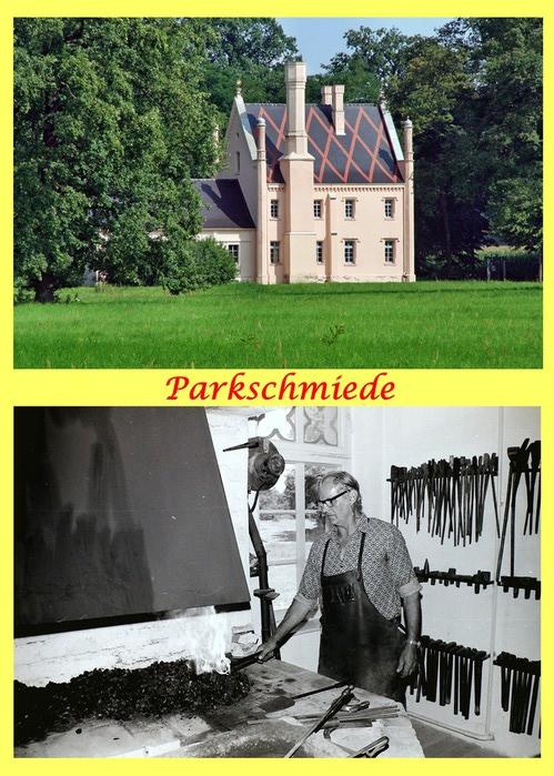 Парк и замок Браниц 63254