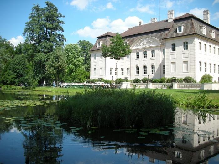 Парк и замок Браниц 48567