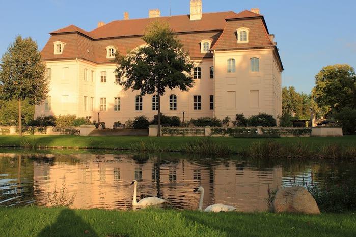 Парк и замок Браниц 21342