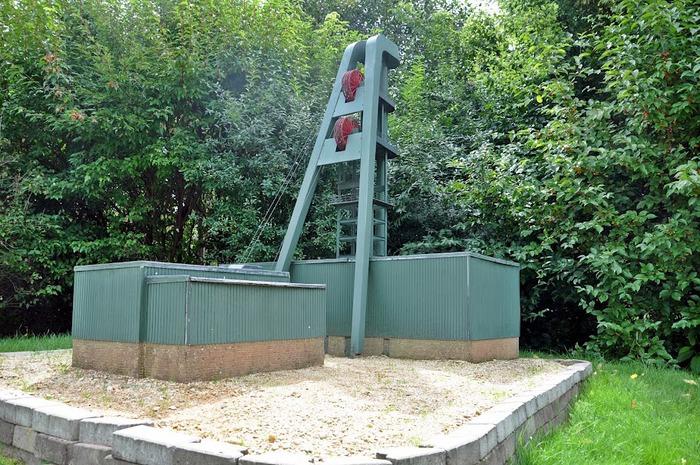 Парк миниатюр в Германии - Miniwelt Lichtenstein, Sachsen. 70873