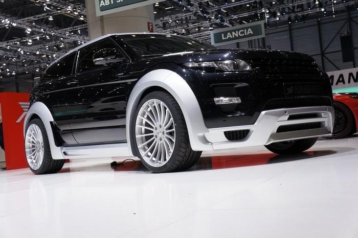 Тюнинг Range Rover Evoque от Hamann 7 (700x466, 131Kb)