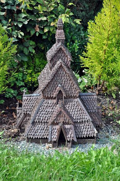 Парк миниатюр в Германии - Miniwelt Lichtenstein, Sachsen. 54356
