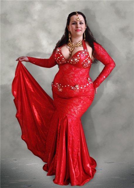 Фото восточного платья