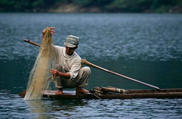 Достопримечательности Вьетнама - озера Ба Бе 11 (700x458, 67Kb)