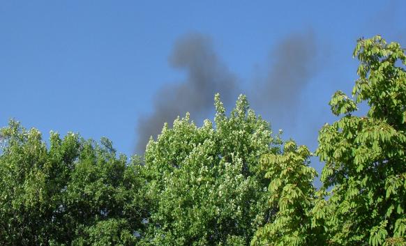 Взрав и пожар на Батарейке (582x353, 430Kb)