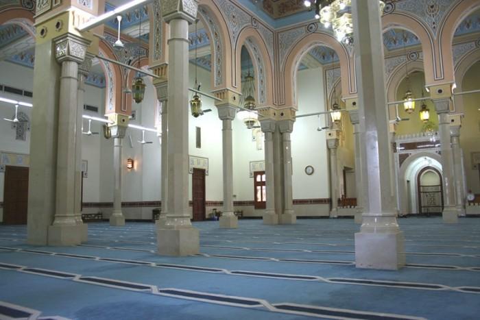Мечеть Джумейра - жемчужина Дубай 4 (700x467, 80Kb)