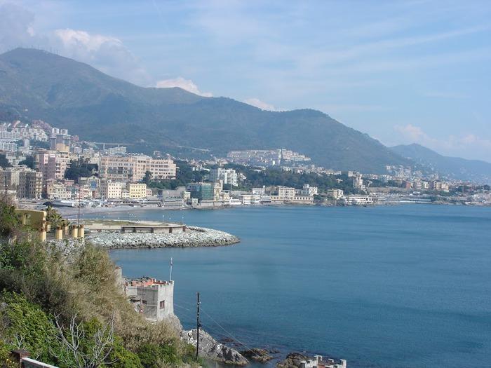 Генуя - мечта поэта Часть 1 27936