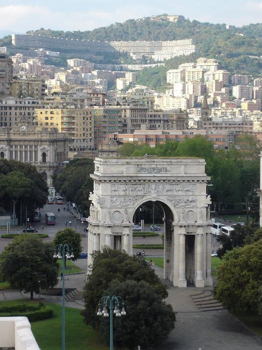 Генуя - мечта поэта Часть 1 29823