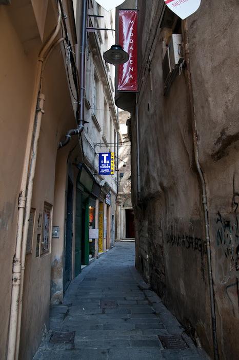 Генуя - мечта поэта Часть 1 55097