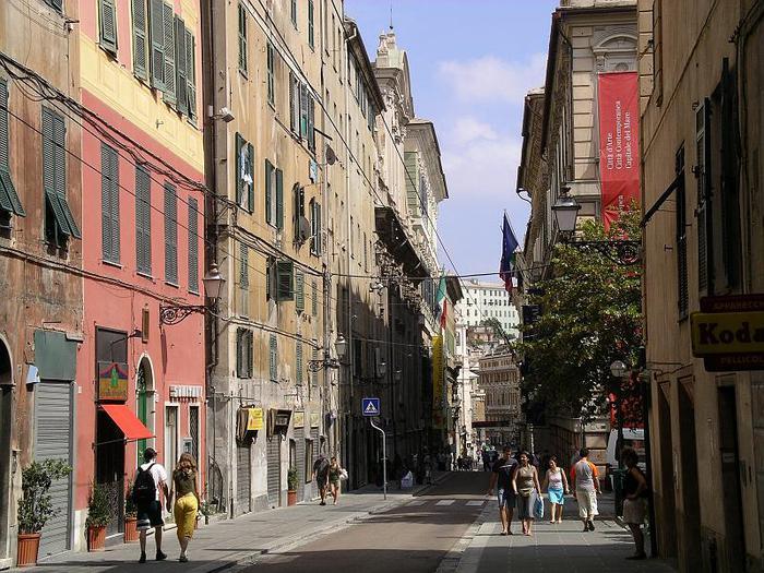 Генуя - мечта поэта Часть 1 72206