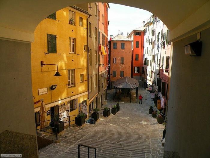 Генуя - мечта поэта Часть 1 10702