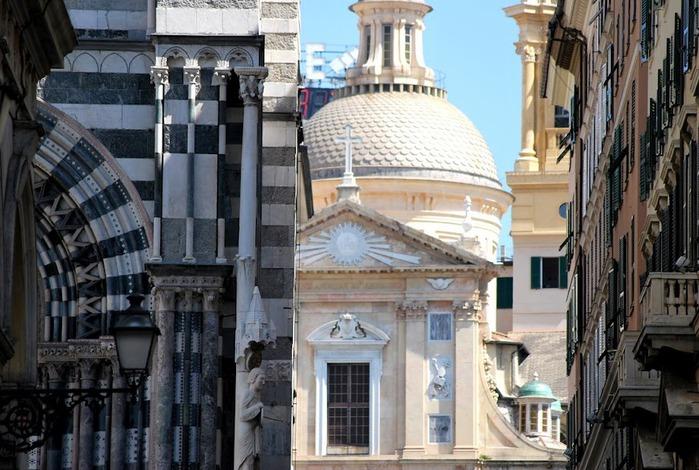 Генуя - мечта поэта Часть 3 99838