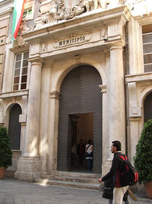 Генуя - мечта поэта Часть 1 27002