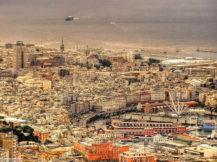 Генуя - мечта поэта Часть 1 78027
