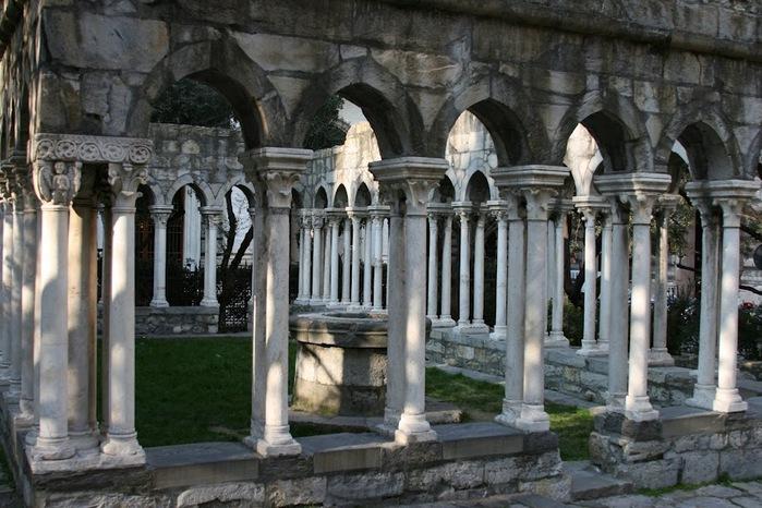 Генуя - мечта поэта Часть 2 14835
