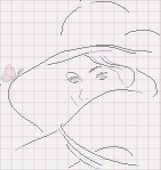 Болеро связанное крючком со схемой и описанием в картинках 3