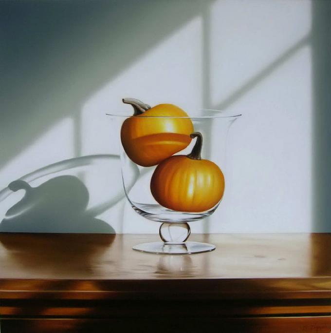 гиперреалистичные картины Michael Zigmond 6 (680x683, 258Kb)