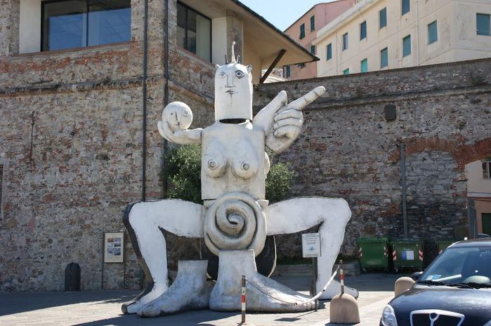 Генуя - мечта поэта Часть 2 20331