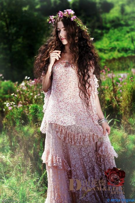 пеликан платья фото