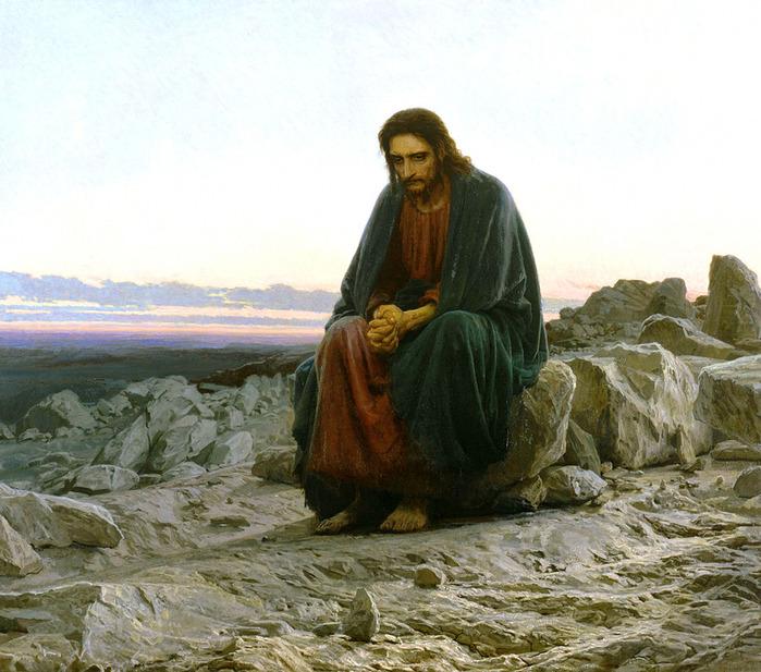 Kramskoi_Christ (700x617, 159Kb)