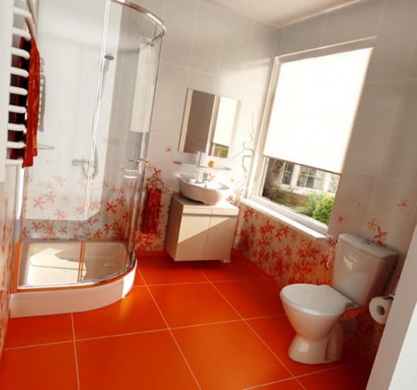 Дизайн ванной маленького размера нужно очень хорошо обдумать, взвесить