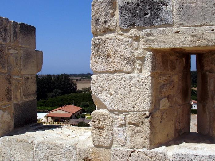 Замок Колосси - фото-путешествие на Кипр 15 (700x525, 150Kb)