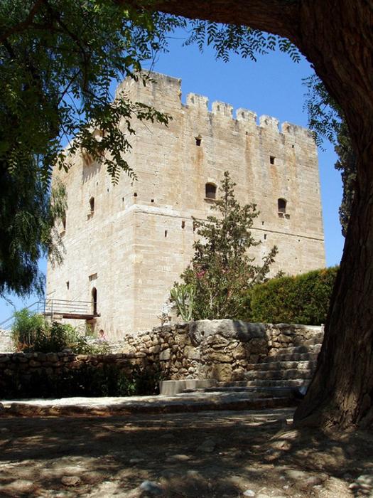 Замок Колосси - фото-путешествие на Кипр 16 (525x700, 497Kb)