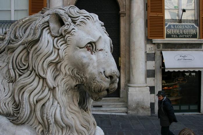 Генуя - мечта поэта Часть 3 93710