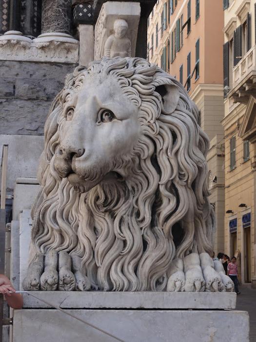 Генуя - мечта поэта Часть 3 27056
