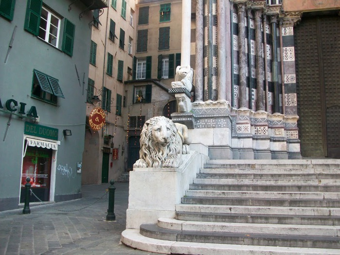 Генуя - мечта поэта Часть 3 61378