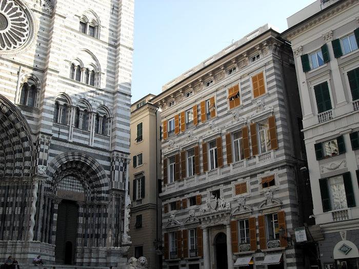 Генуя - мечта поэта Часть 3 58930