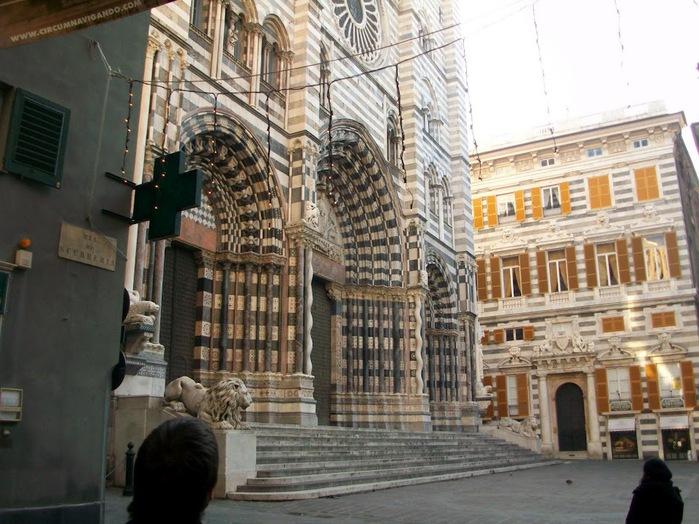 Генуя - мечта поэта Часть 3 74566