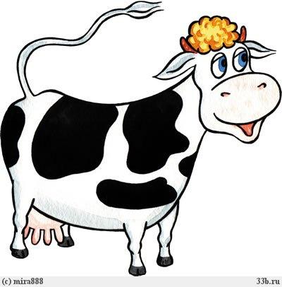 корова (400x406, 28Kb)