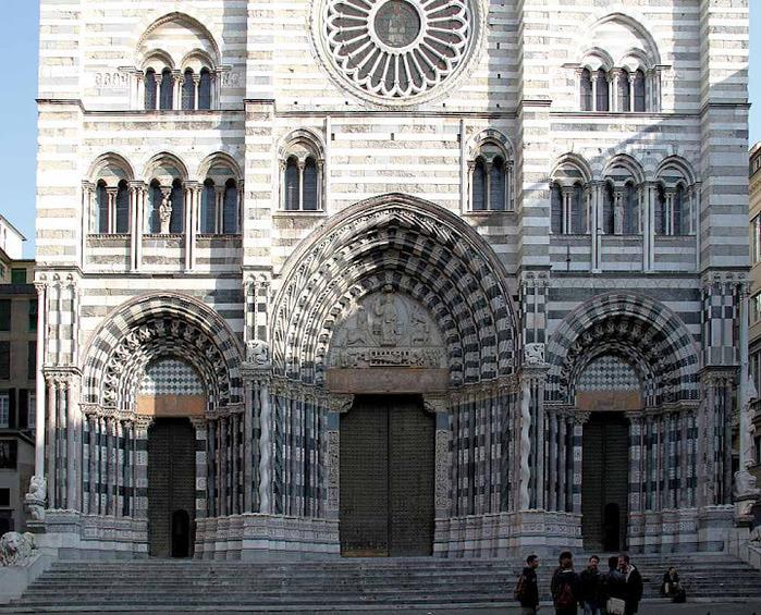 Генуя - мечта поэта Часть 3 49360