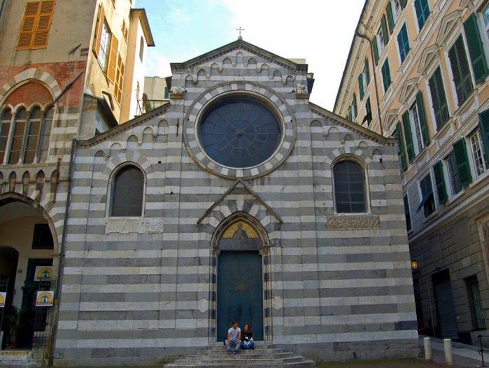 Генуя - мечта поэта Часть 3 32708