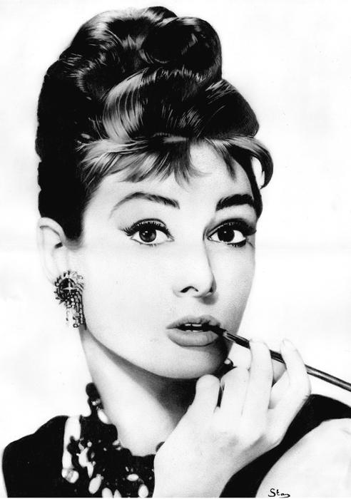 Audrey_Hepburn_by_Stanbos (492x700, 180Kb)