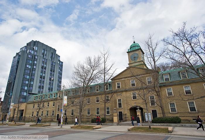Фото-путешествие в Университет Торонто 7 (700x477, 121Kb)