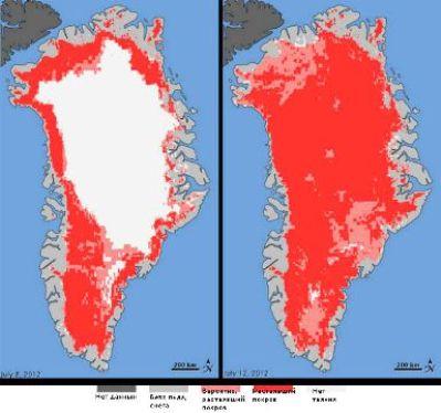 Гренландия - таяние ледников (399x374, 27Kb)