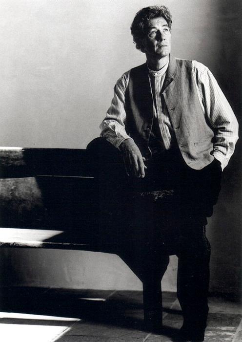 Грег Горман и его черно-белые портреты знаменитостей 49 (496x700, 323Kb)