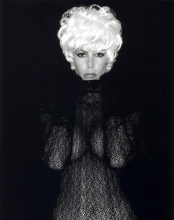 Грег Горман и его черно-белые портреты знаменитостей 63 (554x700, 85Kb)