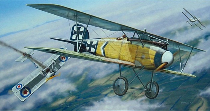 01 Albatros DIII Eduard Profipack (700x370, 66Kb)